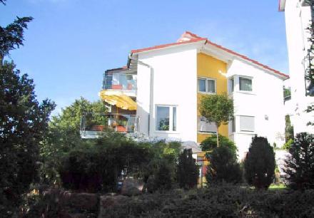 Ein Designer Doppelhaus in Böblingen